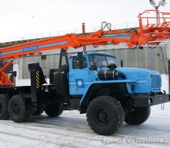 Автовышка Урал 30 м