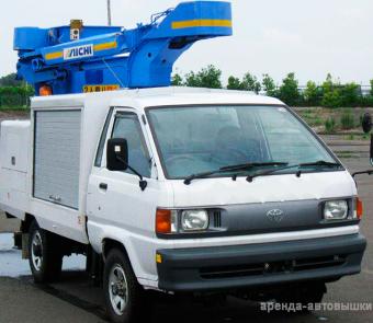 Автовышка Toyota 6 м